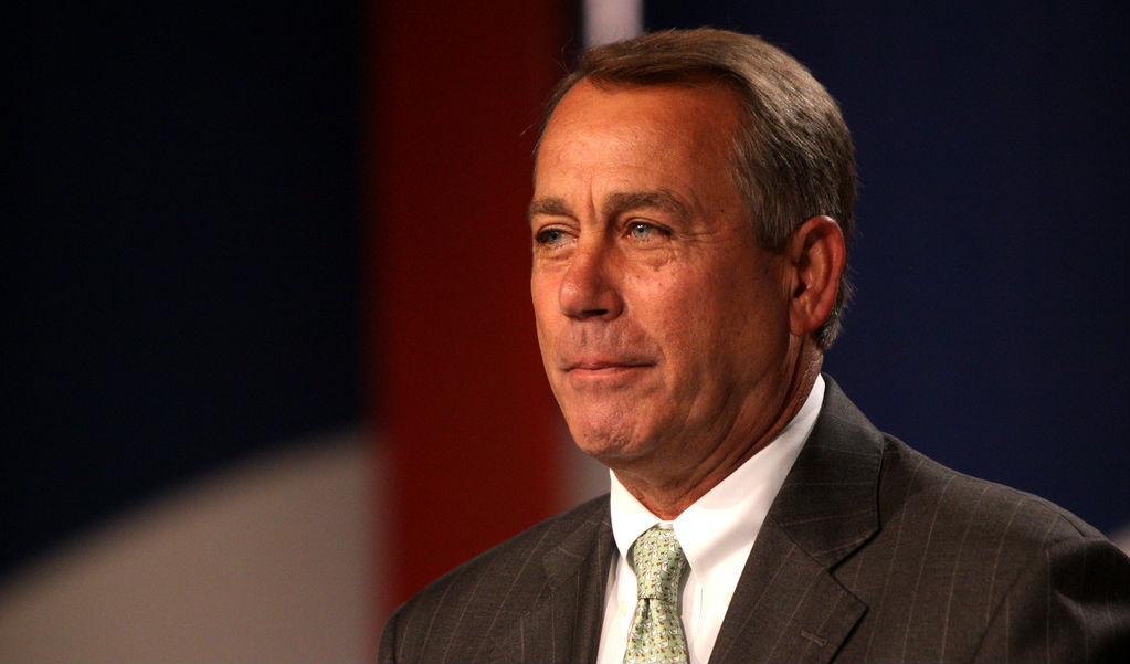 Former Speaker John Boehner Reverses His Stance on Cannabis