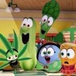 VeggieTales Cannabis Carl