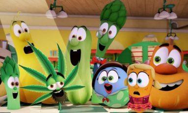 No, There Isn't A Marijuana Leaf VeggieTales Character