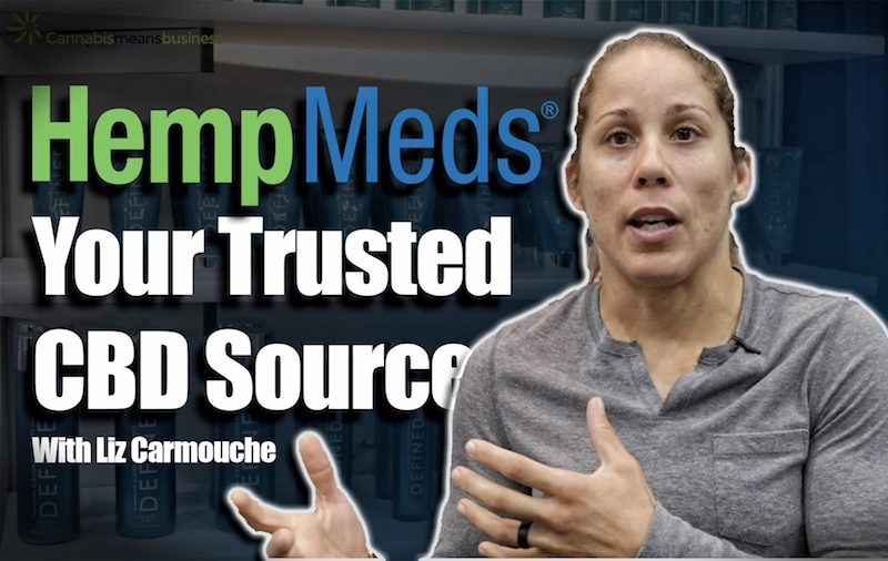 UFC Fighter Liz Caramouche Explains How She Uses CBD for Recovery