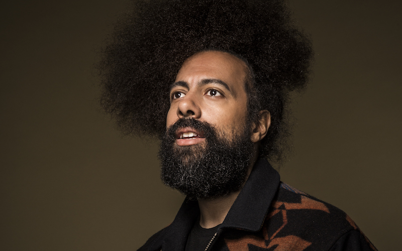 Exclusive: Reggie Watts on Silencing the Stigma of Cannabis