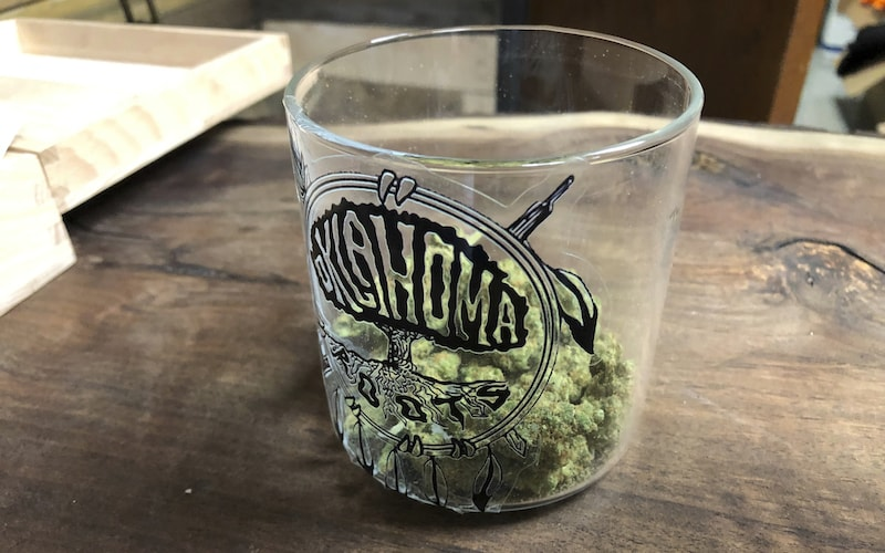 Oklahoma Starts to Lead Red States in Medical Marijuana