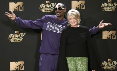 Martha Stewart Blazes a New Path with Cannabis Partnership