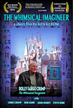 The Whimsical Imagineer Movie Poster