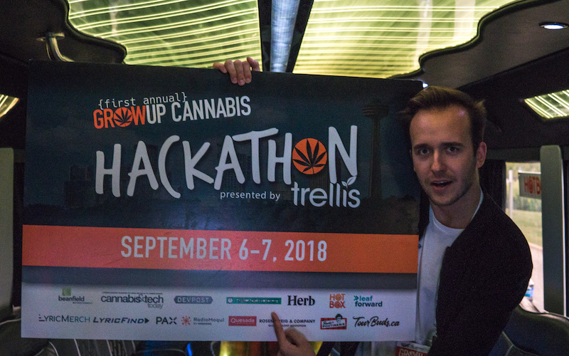 How Hackathons Are Bringing Data Solutions to Cannabis