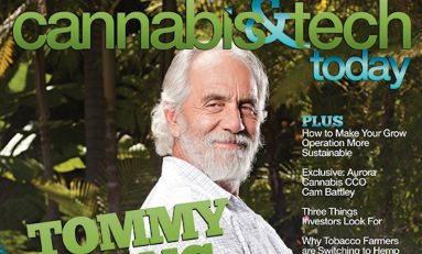 Spring Issue of Cannabis & Tech Today on Newsstands Now!