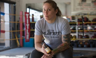 How Liz Carmouche is Fighting the Stigmas of CBD