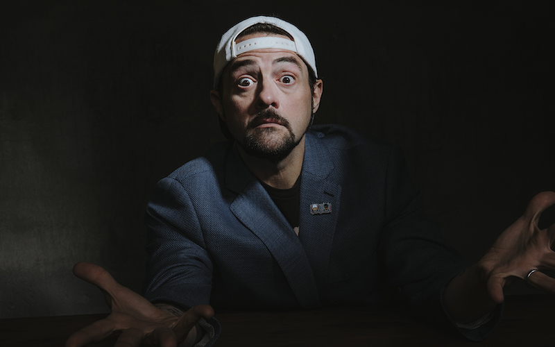 Kevin Smith: On Hollyweed and Heart Attacks