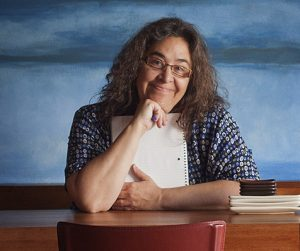 Cannabis cookbook writer Laurie Wolf