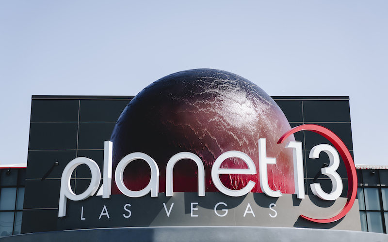 A Look Inside Planet 13, the World's Largest Dispensary