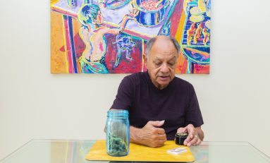 Cheech Marin Reflects Back on Decades of Cannabis