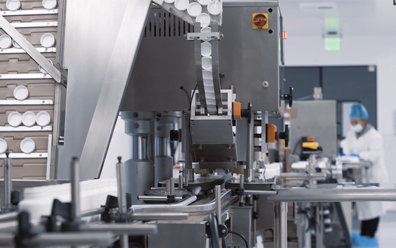 Inside Star Manufacturing's CBD Facility