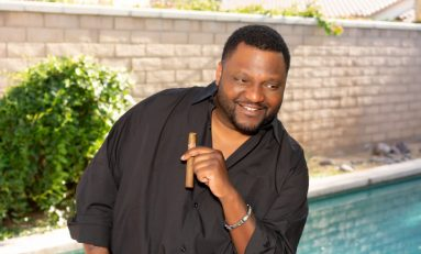 Comedian Aries Spears on Isolation, 420, and Cannabis