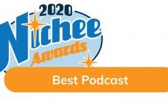 Cannabis Tech Talks Wins Best Podcast from Niche Media Awards