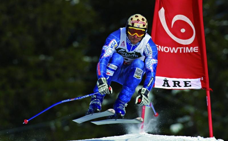 Hall of Fame Skier Chad Fleischer Champions Organic Growing