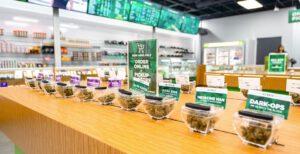 Green Dragon Dispensary in Colorado.