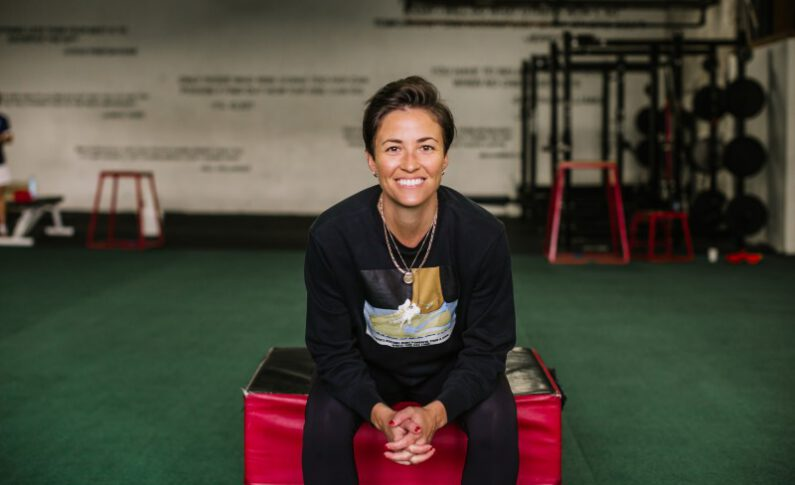 Rachael Rapinoe on the Science Behind Her Latest CBD Company, Mendi