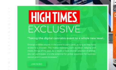 Cannabis Industry's Only VR Event Praised by High Times Magazine