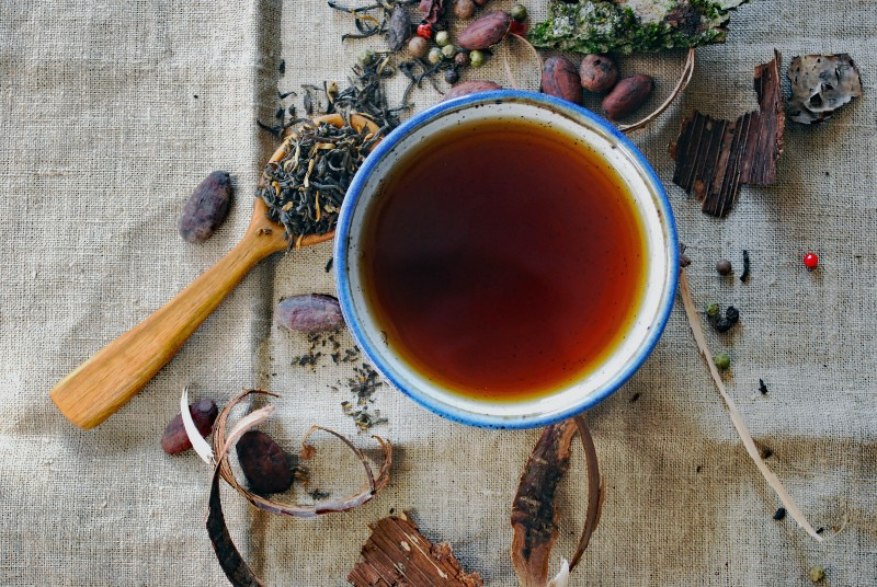Combining the Power of CBD Tea and Cannabis