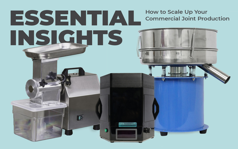 Best Pre-Roll Machines for Commercial Joint Production