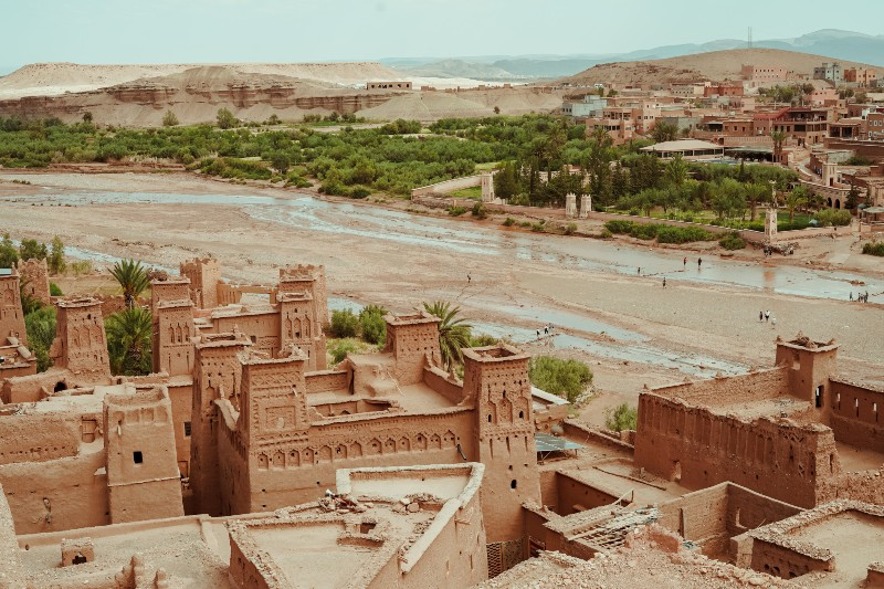Morocco's Parliament Votes to Legalize Local Cannabis Cultivation