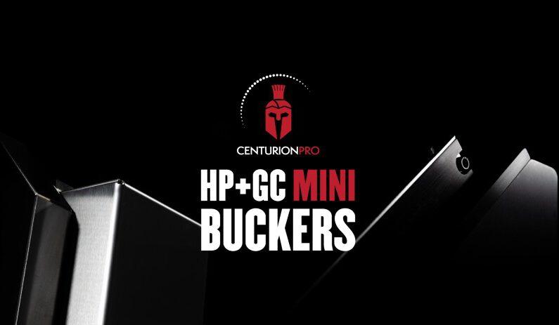 CenturionPro Announces New Mini Buckers for Hemp Harvests